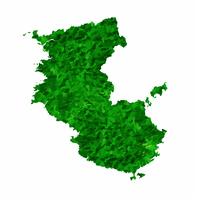 和歌山 地図 緑 アイコン