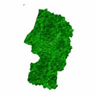 山形 地図 緑 アイコン