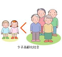 少子高齢化社会