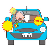 高齢者による自動車事故