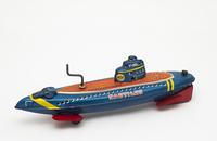ブリキの潜水艦