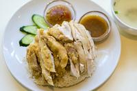 カオマンガイ(タイ風チキンライス・タイ料理)