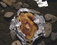 鶏肉のフォイル包み焼き