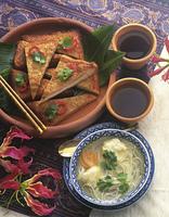 タイ風トースト タイ料理