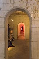 ワインの貯蔵室