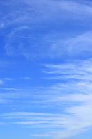 青空としろい雲