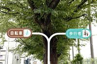 自転車道・歩行者専用
