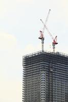 タワーマンション建設
