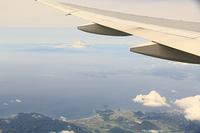 富士山 浦賀水道と相模湾