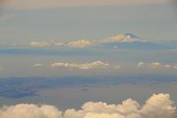 富士山と三浦半島
