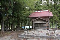 昭和村 熊野神社