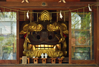 築地波除神社・獅子殿