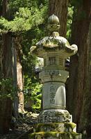 永平寺・石燈籠