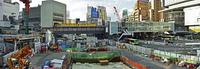 渋谷駅街区再開発エリア