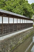 法玄寺・囲い塀