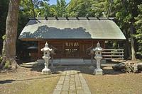 神明神社・拝殿