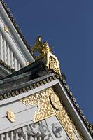 大阪城天守閣のシャチホコ