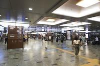 博多駅構内新幹線乗換口