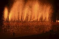 手力の火祭り