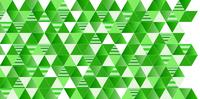 三角 緑 幾何学 背景