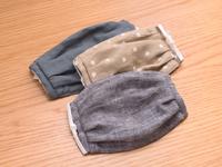 手作りの布マスク