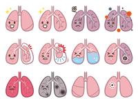 肺 病気 セット