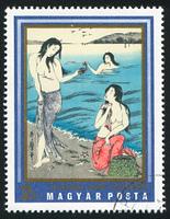 Awabi fisher women