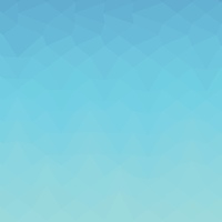Blue Sky Abstract Low Polygon Background