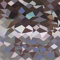 Mask Abstract Low Polygon Background