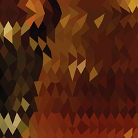 Auburn Abstract Low Polygon Background