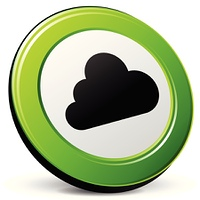 cloud 3d icon
