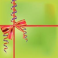 Geschenkverzierung