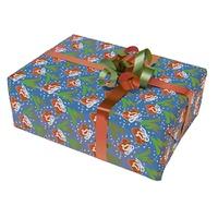 Blue Christmas Present