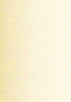 feiner Punktraster mit Farbverlauf Gelb - Vektorgrafik