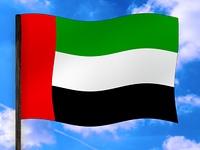 Fahne Vereinigte Arabische Emirate