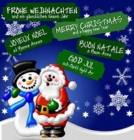 frohe weihnachten in vielen sprachen