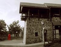 Aufgang zum grauen Turm Fritzlar