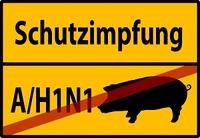 H1N1 Schweinegrippe Warnung