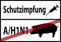 H1N1 Schweinegrippe Schutzimpfung
