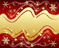 Abstrakter Weihnachtshintergrund