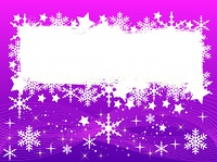 Pink Weihnachtshintergrund