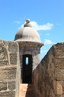 Fortress in San Juan