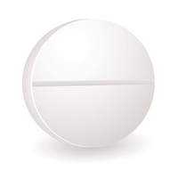 round pill illustration
