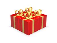 Four Gift Boxes