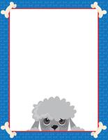 Poodle Frame