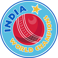 cricket ball India world champions