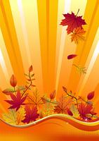 Autumn season background