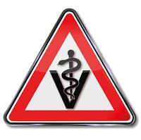 Schild Veterinar
