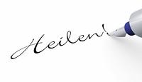 Stift Konzept - Heilen!