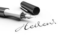 Heilen! - Stift Konzept